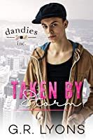 Taken by Storm: A Daddy Kink/Puppy Play Gay Romance (Dandies, Inc. Book 4)