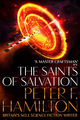 The Saints of Salvation by Peter F. Hamilton