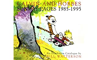Calvin and Hobbes: Vol 12 Great Advanture Cartoon Comics Books For Kids, Boys , Girls , Fans , Adults