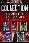 Jasmine Steele Mysteries Vol. 1-5