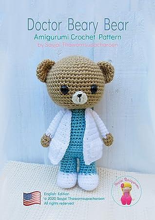 Little Girls Amigurumi Crochet Pattern (Easy Crochet Doll Patterns ... | 450x318