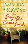 The Day She Came Back pdf book review