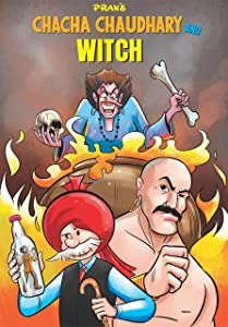 Chacha Chaudhary and Witch: Chacha Chaudhary (Chacha Chaudhary Series Book 250)