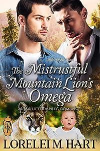 The Mistrustful Mountain Lion's Omega (Male-Order Mates, #4)
