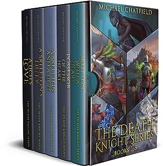 Death Knight Box Set Books 1-5: A Humorous Power Fantasy Series