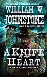 A Knife in the Heart (A Hank Fallon Western Book 4)