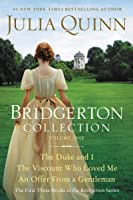 Bridgerton Collection, Volume One (Bridgertons #1-3)