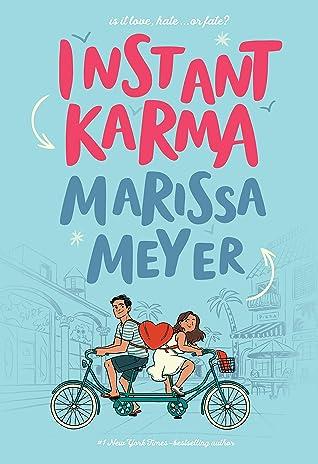 Instant Karma Marissa Meyer PDF Free Download