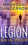 Book cover for Skin Deep (Legion, #2)