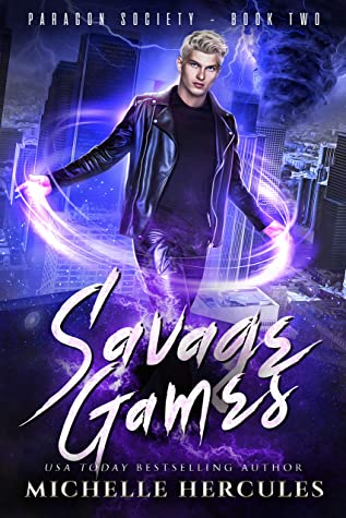 Savage Games: A Paranormal Romance