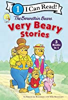 The Berenstain Bears Very Beary Stories: 3 Books in 1 (Berenstain Bears/Living Lights: A Faith Story)