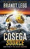 Cosega Source: A Booker Thriller (The Cosega Sequence Book 5)