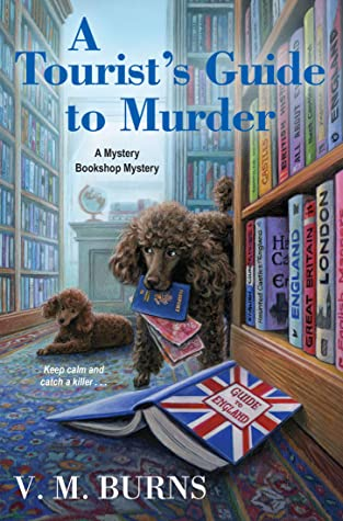 A Tourist's Guide to Murder (Mystery Bookshop, #6)