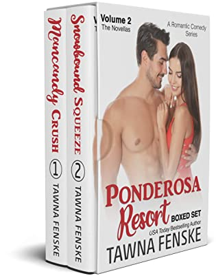 Ponderosa Resort Volume 2: The Novellas