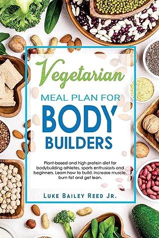 Vegetarian bodybuilding diet meal plan