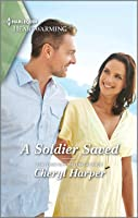 A Soldier Saved: A Clean Romance (Veterans' Road Book 1)