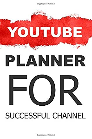 youtube planner for successful channel is best planner to YouTubers,vlogger, influencer... create plan and ideas wordbook for channel video and make ... media and analyzing page for youtube channel