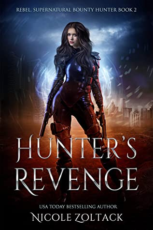 Hunter's Revenge: A Mayhem of Magic World Story