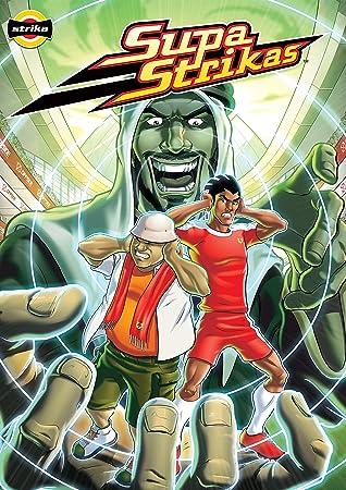 Supa Strikas - 12th Man: Sports Illustrated Kids Graphic Novels - Comics for Children - Soccer Comics for Kids (Supa Strikas Action Book 3)