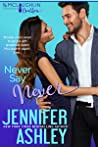 Never Say Never (McLaughlin Brothers, #2)