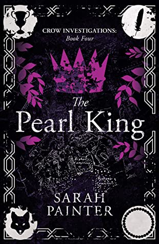 The Pearl King (Crow Investigations, #4)