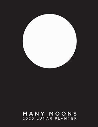 Many Moons 2020 Lunar Planner