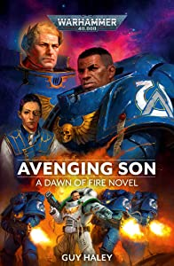 Avenging Son (Dawn of Fire #1)