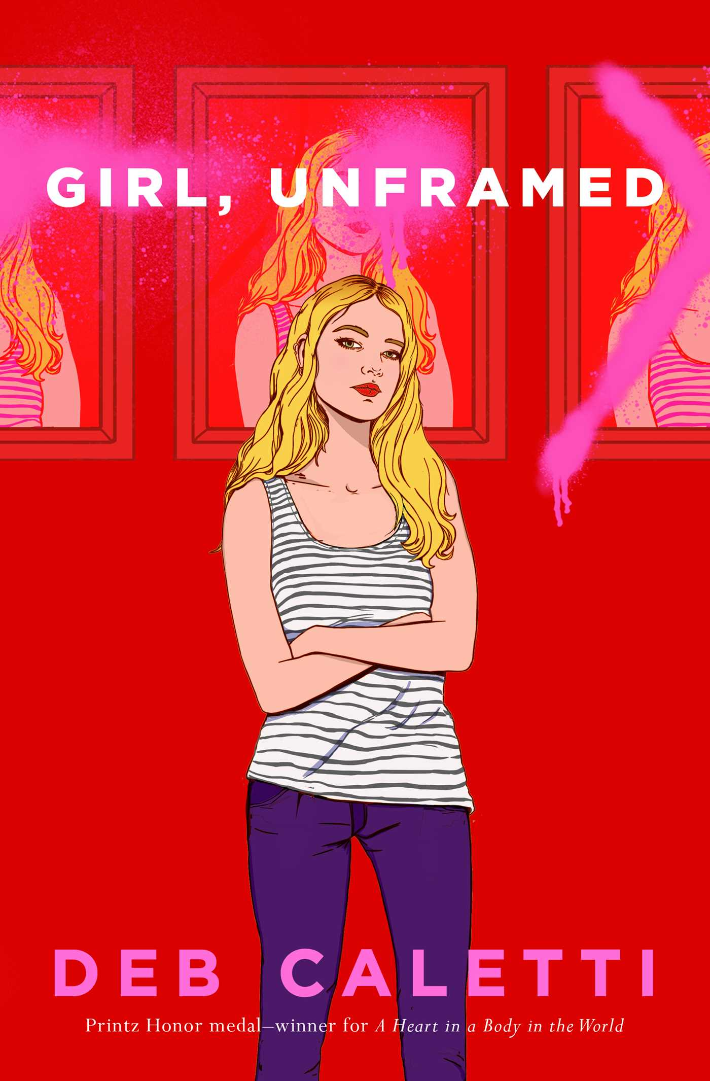 https://www.goodreads.com/book/show/43663311-girl-unframed
