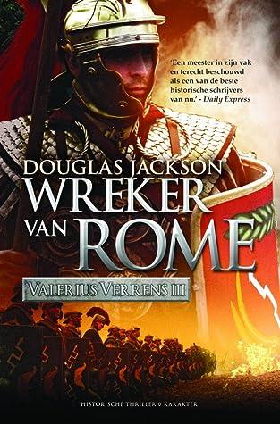 Download Avenger Of Rome Gaius Valerius Verrens 3 By Douglas Jackson