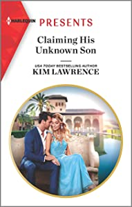 Claiming His Unknown Son (Spanish Secret Heirs Book 2)