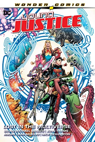 Young Justice, Vol. 2: Lost in the Multiverse