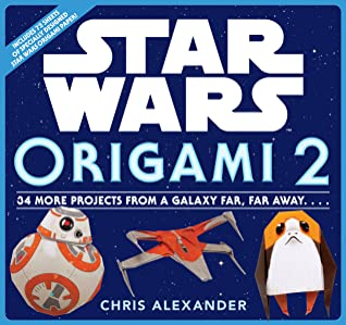 Star Wars Origami by Chris Alexander