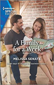 A Family for a Week (Dawson Family Ranch Book 3)