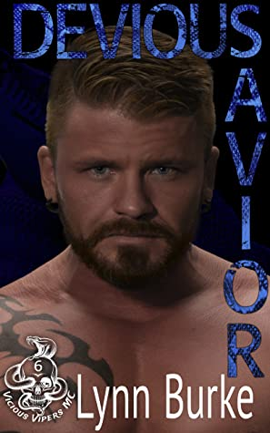 Devious Savior (Vicious Vipers MC, #6)