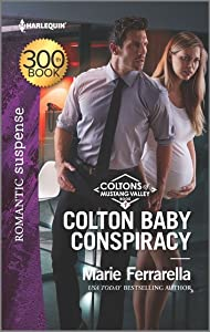Colton Baby Conspiracy (Coltons of Mustang Valley #1)