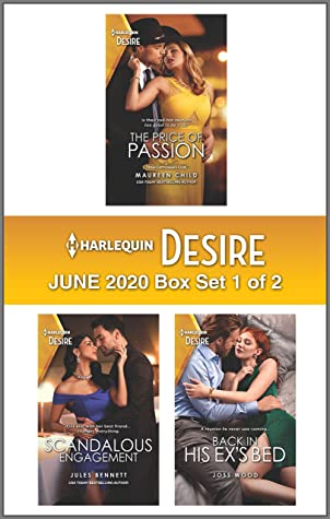 Harlequin Desire June 2020 - Box Set 1 of 2