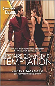 Upstairs Downstairs Temptation (The Men of Stone River Book 2)