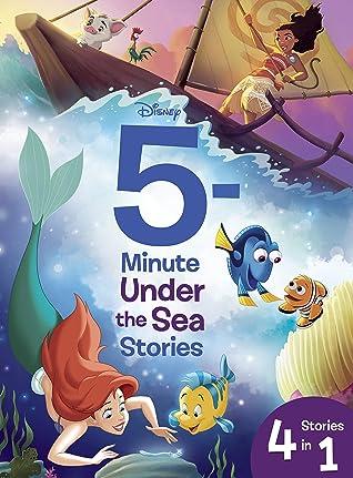 5-Minute Disney Ocean Stories: 4 Stories in 1 (5-Minute Stories)