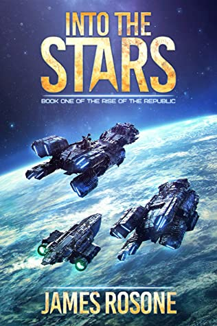 Into the Stars by James Rosone