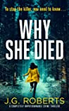 Why She Died (Detective Rachel Hart #3)