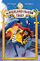 The Highland Falcon Thief (Adventures on Trains #1)