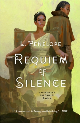 Requiem of Silence (Earthsinger Chronicles #4)
