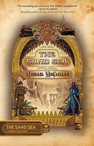 The Sand Sea by Michael   McClellan