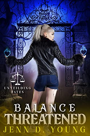 Balance Threatened by Jenn D. Young