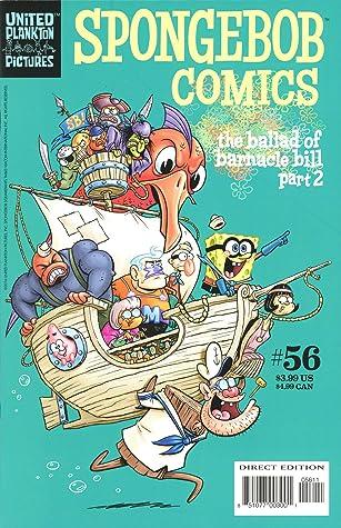Spongebob: Vol 12 Funny Advanture Cartoon SpongeBob SquarePants Comics Books For Kids, Boys , Girls , Fans , Adults