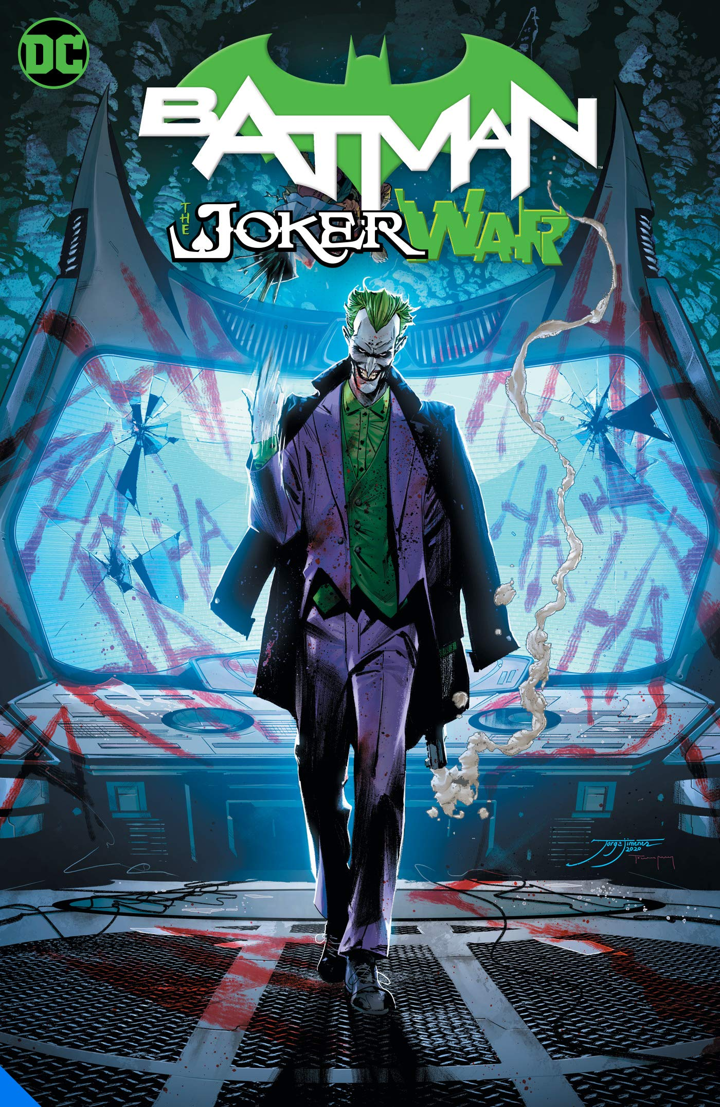 Batman, Vol. 2: The Joker War
