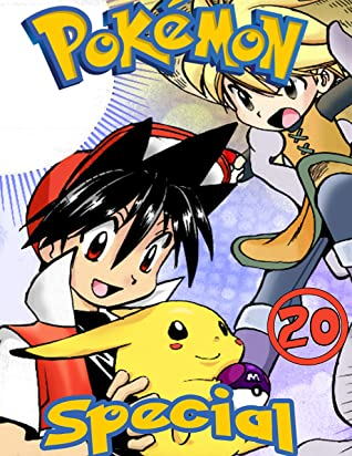 Pokémon Special: Vol 20 - Comic Manga Collection For Young Reader