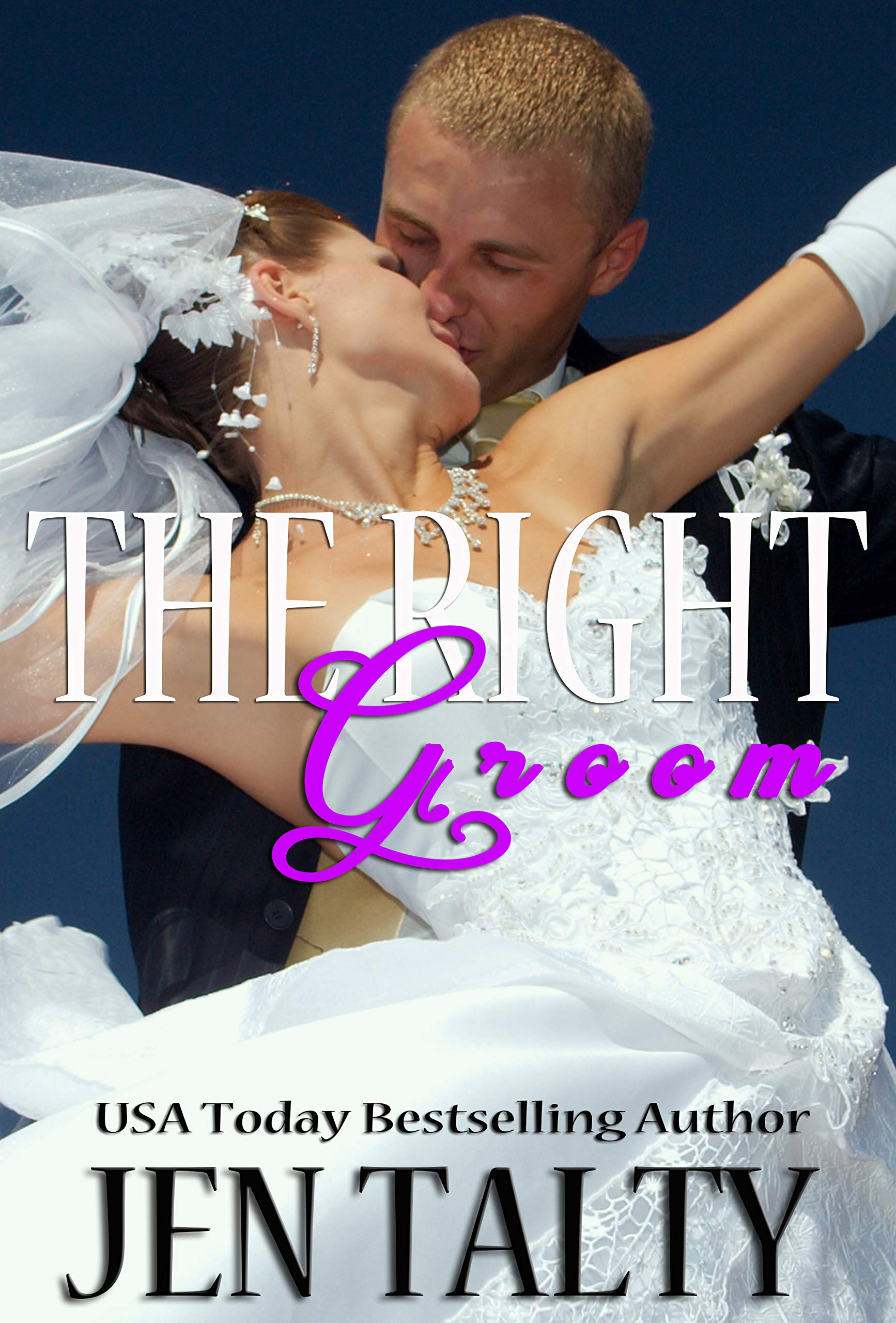 Jen Talty - First Responders 3 - The Right Groom