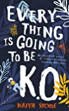 Everything is Going to be K.O.: An illustrated memoir of living with specific learning difficulties