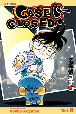 Case: Closed Book 9 Includes Vol 25 -26 - 27 Great Mystery Graphic Novel Manga For Adults, Teenagers, Kids, Fan Lover